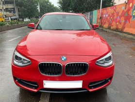 Used BMW 1 Series 118d Sport Line AT 2014 for sale