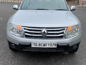 Used Renault Duster 110PS Diesel RxL MT 2014 for sale