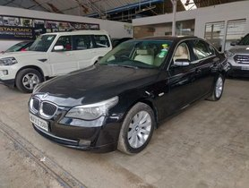 2009 BMW 5 Series 525i AT for sale at low price