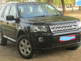 Used Land Rover Freelander 2  SE AT car at low price