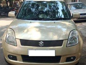 Used 2005 Maruti Suzuki Swift  ZXI MT for sale