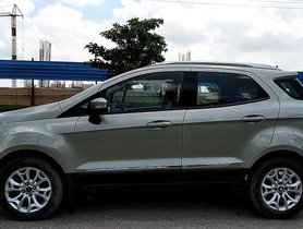 2013 Ford EcoSport 1.0 Ecoboost Titanium Optional MT for sale at low price