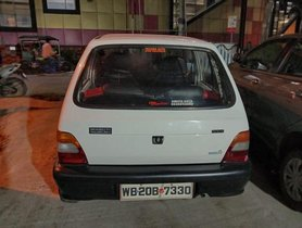2001 Maruti Suzuki 800 MT for sale
