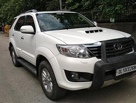 Toyota Fortuner  4x2 AT 2012 for sale