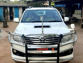 Toyota Fortuner 3.0 4x4 AT, 2012, Diesel for sale