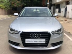 2015 Audi A6 AT 2011-2015 for sale