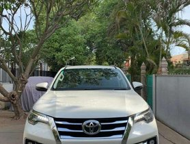 Used 2018 Toyota Fortuner MT for sale
