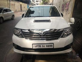 Used Toyota Fortuner 4x4 MT 2014 for sale