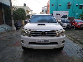 Toyota Fortuner 3.0 4x4 MT, 2011, Diesel for sale