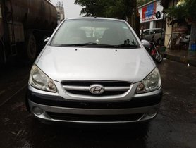 Hyundai Getz 1.1 GVS MT 2007 for sale
