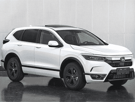 Honda Breeze Mid-size SUV Unveiled in China