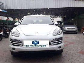 Porsche Cayenne Diesel 2014 MT for sale