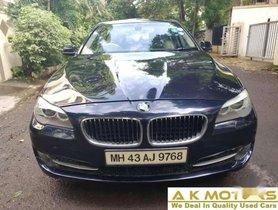2012 BMW 5 Series 520d Sedan AT for sale