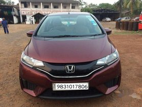 Used Honda Jazz S 2015 MT for sale