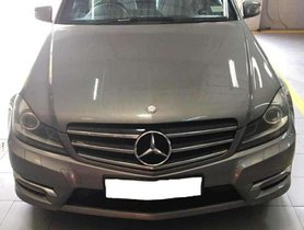 Mercedes-Benz C-Class 220 CDI AT, 2014, Diesel for sale