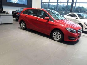 Mercedes-Benz B-Class B 200 CDI, 2016, Diesel AT for sale