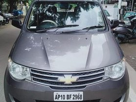 2013 Chevrolet Enjoy Petrol LS 7 Seater MT for sale at low price