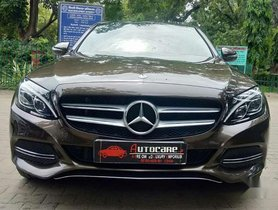 Mercedes-Benz C-Class C 200 Avantgarde, 2015, Petrol AT for sale