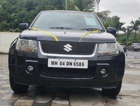 Used Maruti Suzuki Grand Vitara MT car at low price