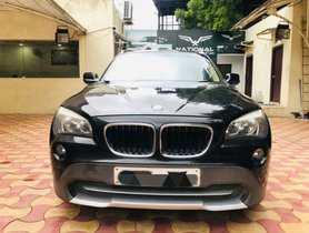 2012 BMW X1 sDrive 20d xLine AT for sale at low price