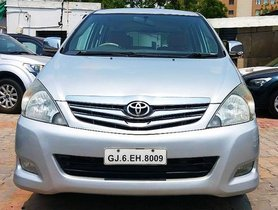 Used Toyota Innova 2.5 VX 8 STR MT car at low price