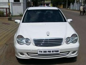 Mercedes-Benz C-Class 220 CDI AT, 2005, Diesel for sale
