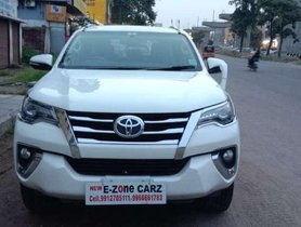 Toyota Fortuner 2017 MT for sale