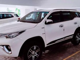 2018 Toyota Fortuner 4x2 Manual MT for sale