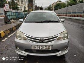 Used 2011 Toyota Etios Liva  VX MT for sale