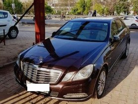 Mercedes-Benz E-Class 2009-2013 220 CDI AT for sale
