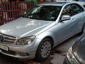 Mercedes-Benz C-Class C 200 Kompressor Elegance AT for sale