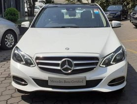 Mercedes Benz E-Class E250 Edition E AT 2015-2017 2016 for sale