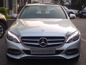 Mercedes Benz C-Class C 220CDIBE Avantgarde Command AT 2014 for sale