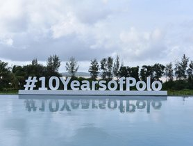 Volkswagen Celebrates 10th Anniversary of Polo In India