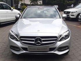 Mercedes Benz C-Class  C 220 CDI BE Avantgare AT 2015 for sale