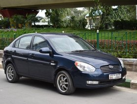 2007 Hyundai Verna MT for sale