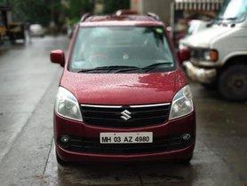 2011 Maruti Suzuki Wagon R VXI MT for sale at low price