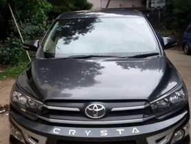Toyota Innova Crysta AT for sale 2017