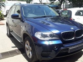 Used BMW X5 3.0d AT 2012 for sale