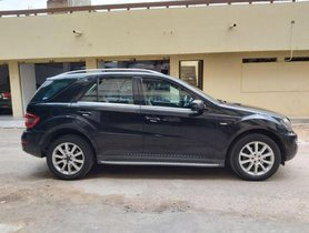 Used 2011 Mercedes Benz M Class  ML 350 4Matic AT for sale