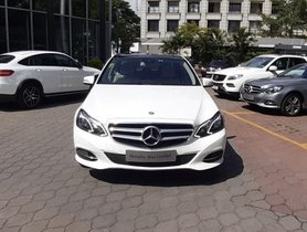 2015 Mercedes Benz E-Class  E250 Edition E AT 2015-2017 for sale at low price