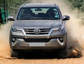 Toyota Fortuner Is Still The Best-Selling SUV - Why?