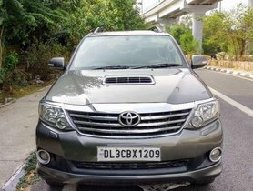 Toyota Fortuner 3.0 4x2 MT, 2012, Diesel for sale