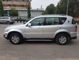 2014 Mahindra Ssangyong Rexton RX7 AT for sale