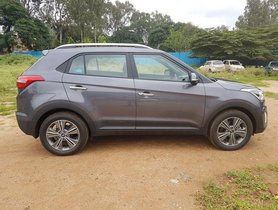 2016 Hyundai Creta  1.6 CRDi AT SX Plus for sale at low price