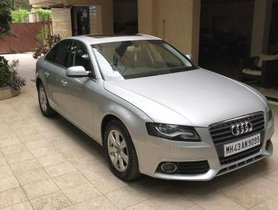 Used Audi A4 35 TDI Premium Plus AT 2011 for sale