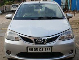 Used 2013 Toyota Etios Liva MT for sale