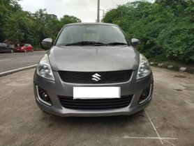 Used Maruti Suzuki Swift VXI MT 2015 for sale