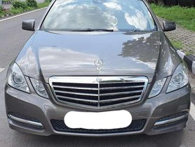 Used 2011 Mercedes Benz E Class AT for sale