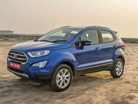 Ford EcoSport Shows Incredible Water Crossing In Video